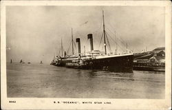 S.S. Oceanic, White Star Line