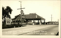 Sunnyside Cafe - Gulf Gas Station