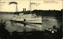 Steamer City of Bangor