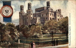 The Louisiana State Capitol