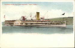 "Hudson River Day Line Steamer ""New York"
