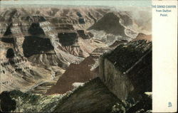 The Grand Canyon from Dutton Point