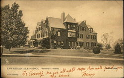 Lawrenceville School, Woodhull House