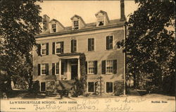 Lawrenceville School - Davis House