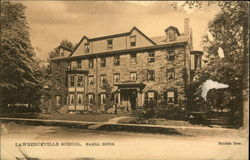Lawrenceville School, Hamill House