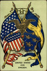 United States and Sweden