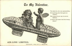 To My Valentine. Air-Line Limited