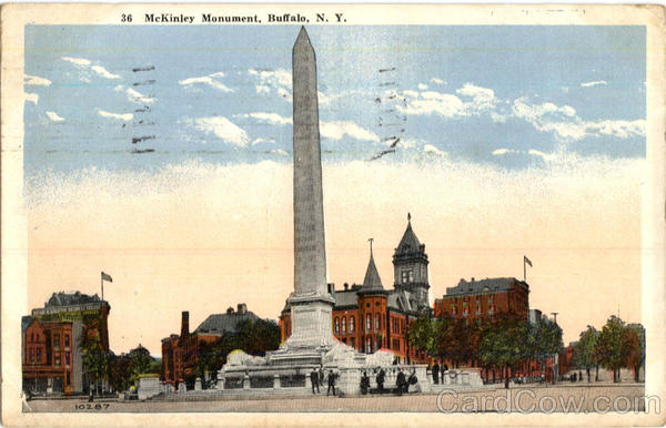 McKinley Monument Buffalo New York