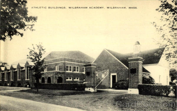Athletic Buildings Wilbraham Academy Massachusetts