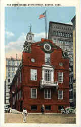 Old State House, State Street