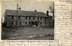 Tavern Where Washington and Webster Dinco