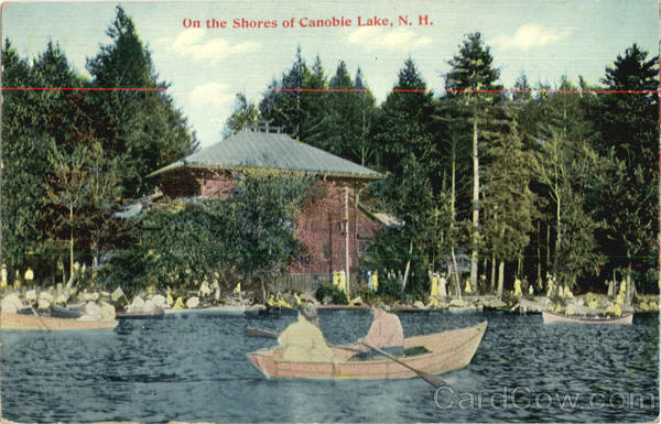 On The Shores Of Canobie Lake New Hampshire
