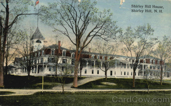 Shirley Hill House New Hampshire