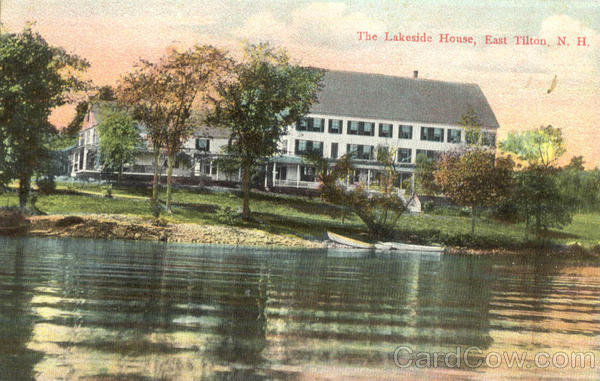 The Lakeside House Tilton New Hampshire