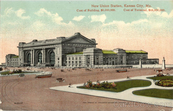 New Union Station Kansas City Missouri