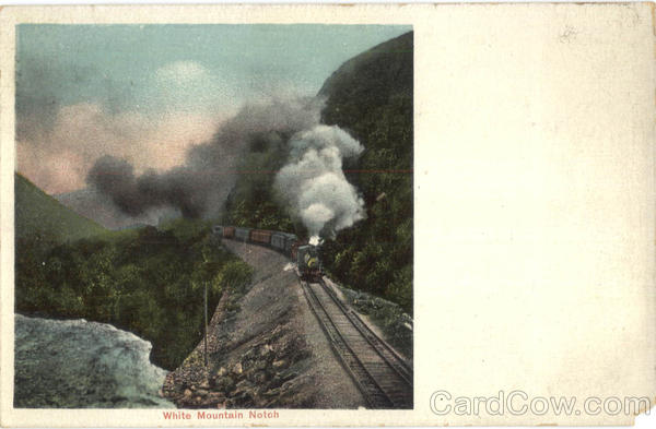 White Mountain Notch Railroad (Scenic)