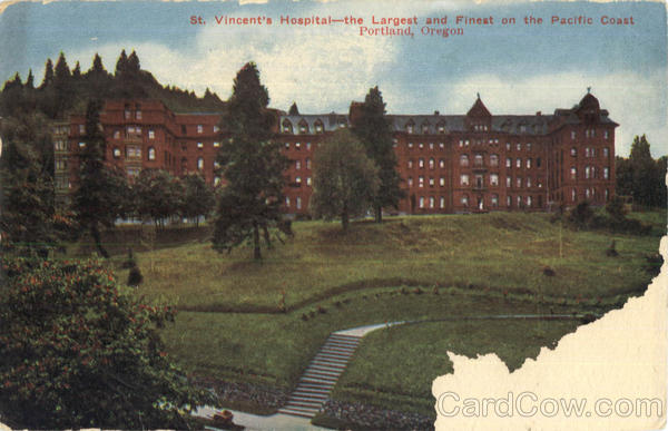 St. Vincent Hospital Portland Oregon