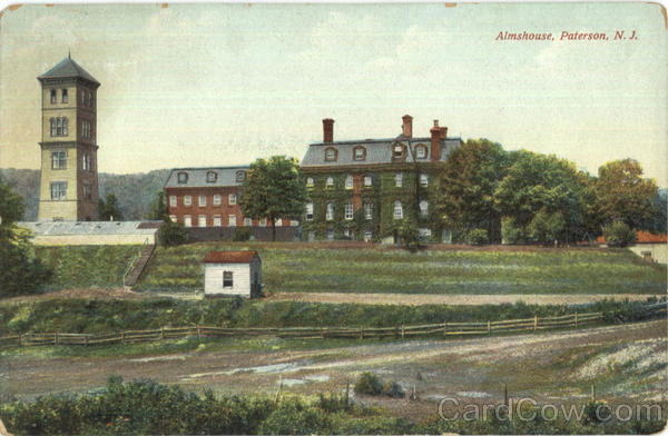 Almshouse Paterson New Jersey