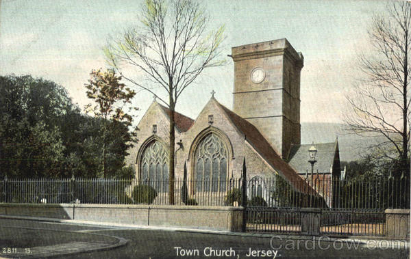 Town Church Jersey City New Jersey