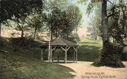 Spring House, Central Park