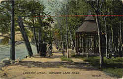 Lovers Lane, Canobie Lake Park