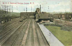 N. Y. C. Railroad Station