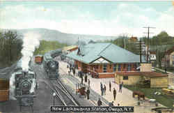New Lackawanna Station