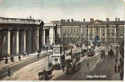College Green Dublin