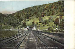 Hoosac Tunnel Approach To East Portal