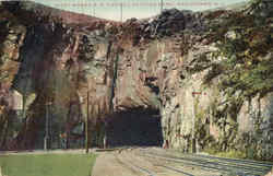 West Shore R. R. Tunnel, Clifton Park