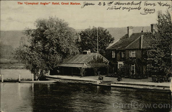 The Compleat Angler Hotel Great Marlow England