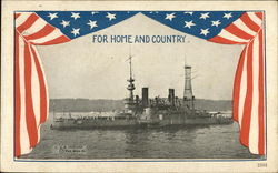 For Home and Country, U.S.S. Indiana
