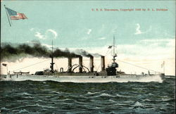 USS Tennessee on the Water