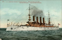 U.S. Armored Cruiser South Dakota