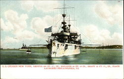 US Cruiser New York