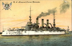U.S. Armored Cruiser Nebraska
