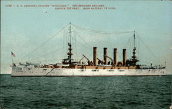 U.S. Armored Cruiser Maryland