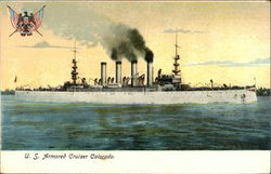 U.S. Armored Cruiser Colorado