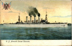 US Armored Cruiser Colorado