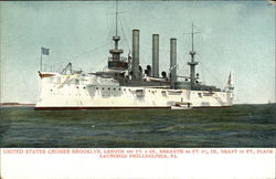 US Cruiser Brooklyn