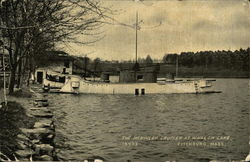 The McKinley Cruiser at Whalom Lake, Fitchburg, Mass