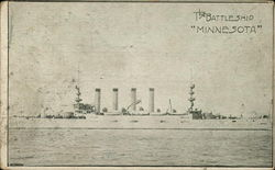 "The Battleship ""Minnesota"""
