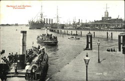 Dockyard and Harbour, Portsmouth