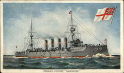 English Cruiser Hampshire