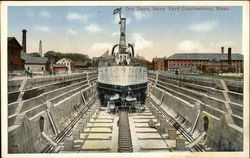 Dry Dock, Navy Yard