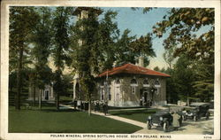 Poland Mineral Spring Bottling House