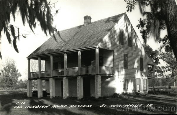 Old Acadian House Muse...