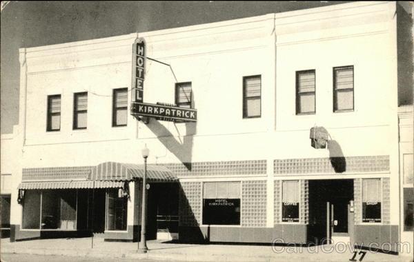 Kirkpatrick Hotel And Coffee Walsenburg Colorado