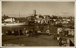 The Harbour, Penzance