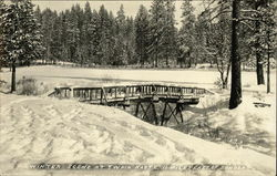 Winter Scene at Twain Harte